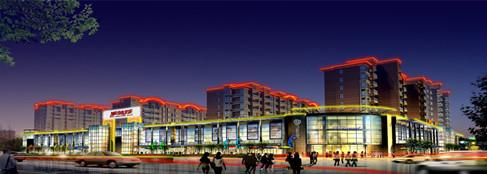 报告:西安北城商圈框架形成 汉神百货助力发展
