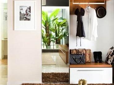 多款主卧室衣柜效果图让你挑花眼