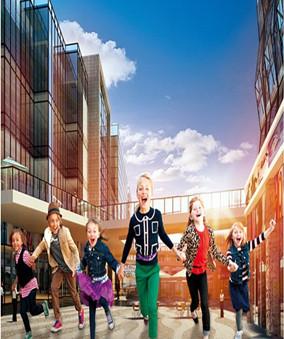 2015儿童业态品牌拓展计划