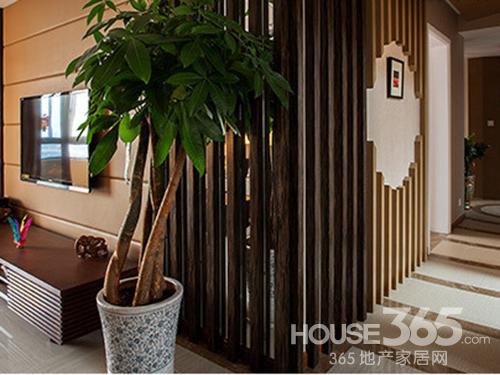 中式古典时尚风 新中式风格设计图-365地产家居网