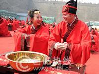 中国合肥第二届青年集体婚礼即将浪漫举行