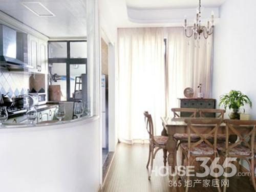 欧式风格设计图片 让你的餐厅美一下