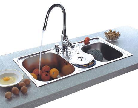 不锈钢水槽选购 三大标准轻松解决