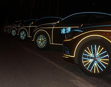 上海大众汽车Lamando凌渡合肥城