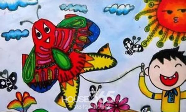 儿童画 600_361