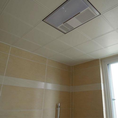 清爽雅致家居 卫生间吊顶材料优缺点分析