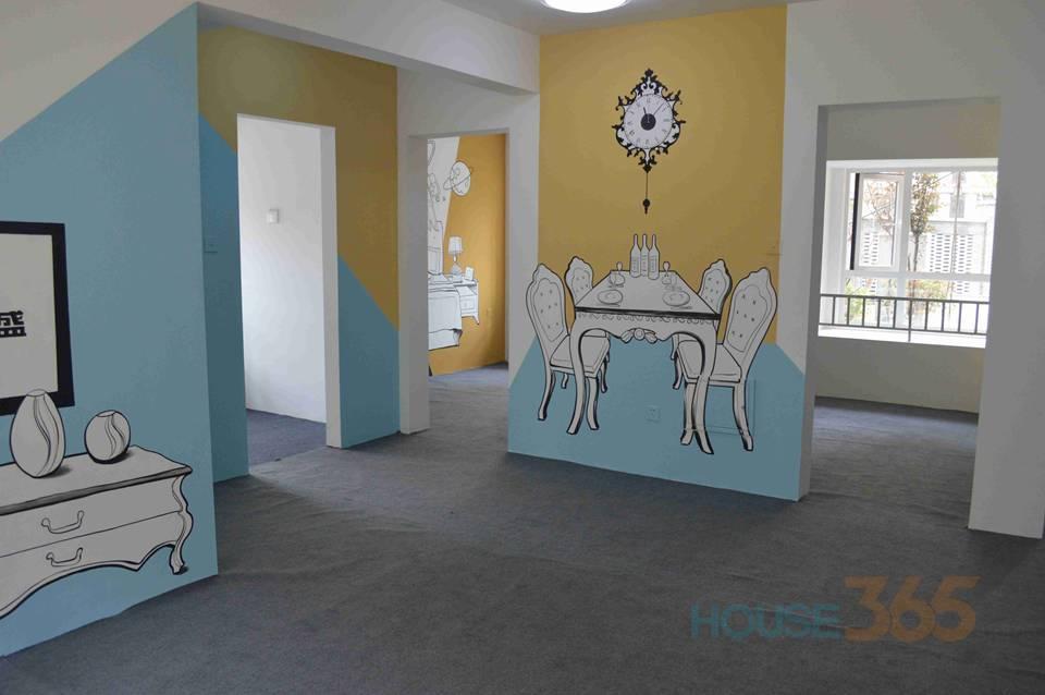 那你看过3d手绘样板间吗|图-南京房