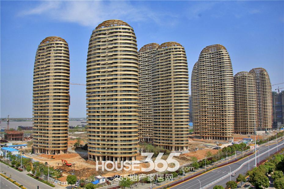 曲面高层住宅设计方案