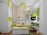 我是设计师:返璞归真打造健康舒适儿童房