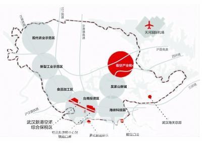 上海虹桥临空经济区用5平方公里的土地