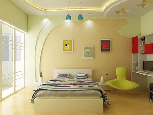 吊顶/你不知道的卧室秘密 卧室灯具装修风水