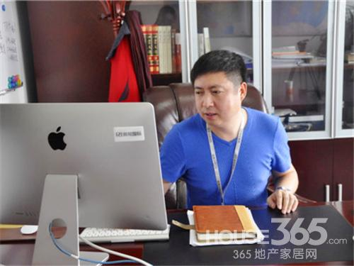 """专访润邦徐国强:""""唯一标准""""打造精细化家装"""