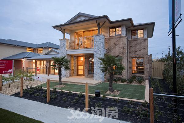 海外置业潮涌 60万澳洲买永久土地产权别墅_兰