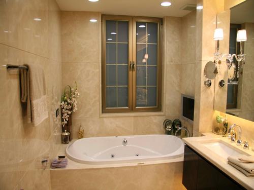 浴室的装修-浴室装修设计 需要注意的一些细节