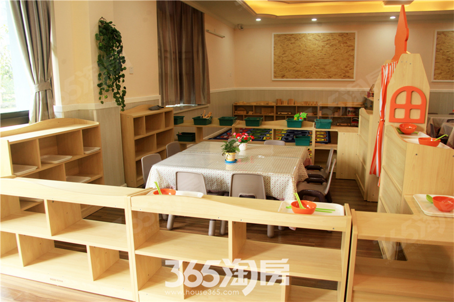 芜湖首家欧式幼儿园落户华强城美加印象|图集