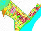 江北核心区详细规划出炉 居住用地仅50万�O