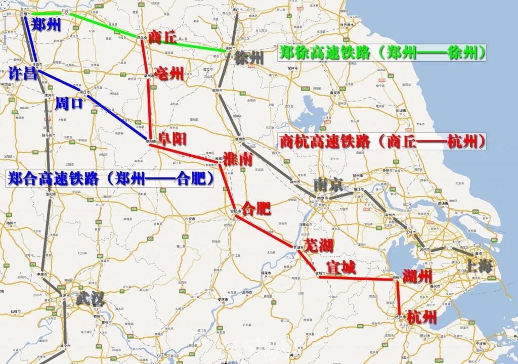 >>>上海至成都沿江高铁提上日程 串联长江沿线22城市 宁安客专开通后