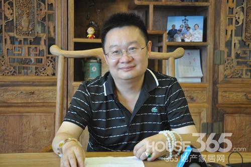 专访锦华装饰董事长堂杰:为客户提供最大的优惠和最好的服务