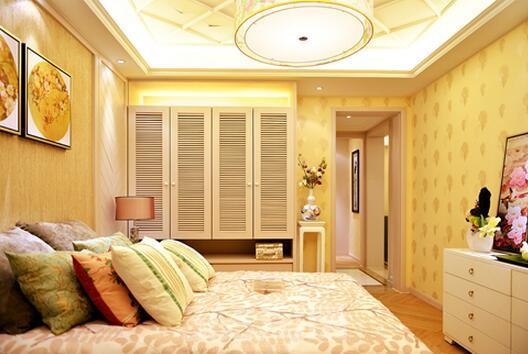 海伦国际之卧室篇—安心的休憩场所-西安365淘房