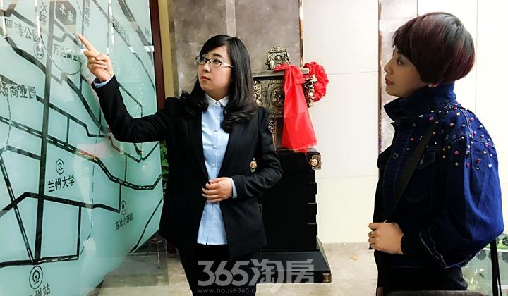 365淘房高端访谈:至诚枫叶国际销售经理柴小毅