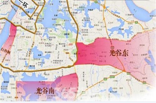 """武汉地图遗忘的两厘米"""""""
