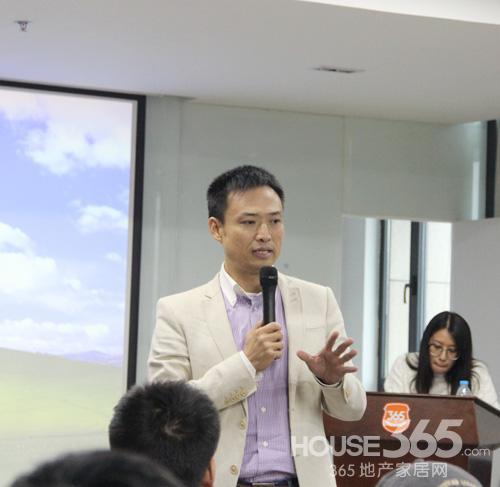 德国菲斯曼南京大区经理傅海涛