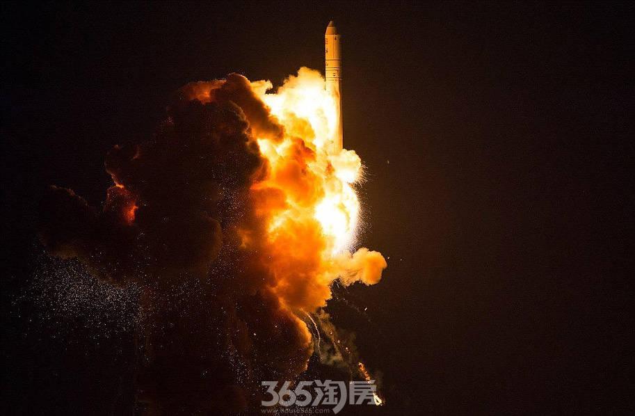 """美国曝光""""天鹅座""""飞船升空6秒后爆炸画面(图)"""