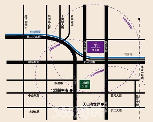 天津飞机场到津滨高速