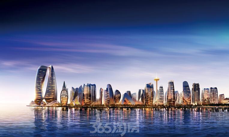 恒大海花岛:航母级配套,打造海居爱好者的梦想家园!