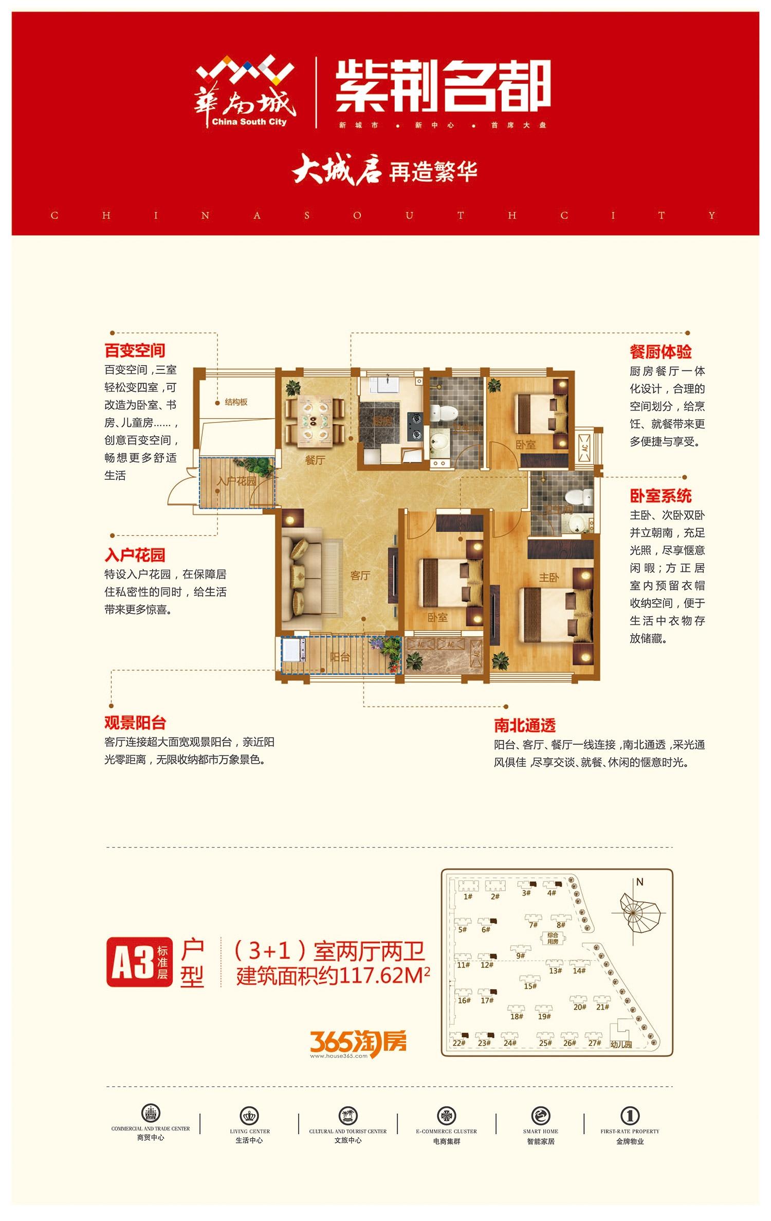 郑州华南城室内图片