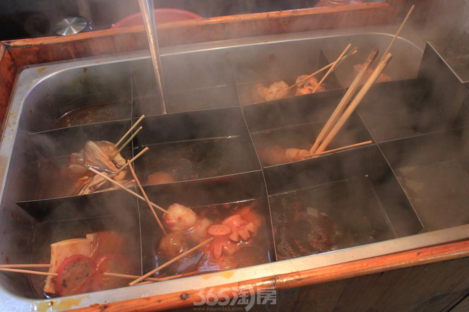 芜湖|张家山小吃街|张家山口水巷|芜湖小吃|美食
