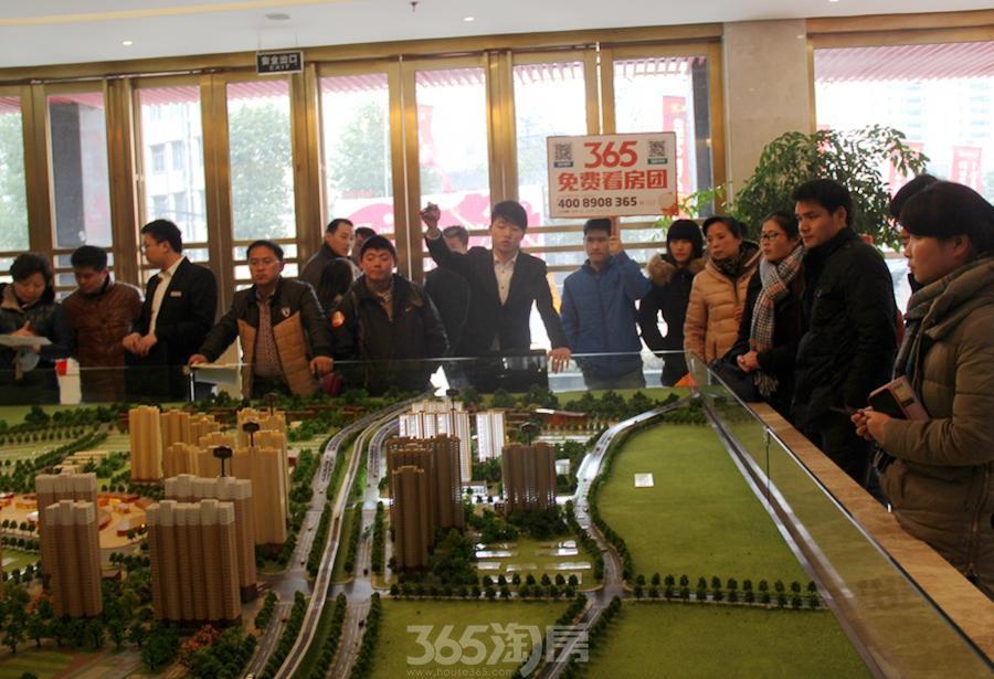 芜湖|365看房团|东方龙城木兰苑|创新三房|芜湖365网