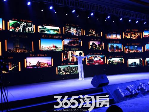 蓝光雍锦半岛:12月19日品牌发布会圆满结束-合肥365
