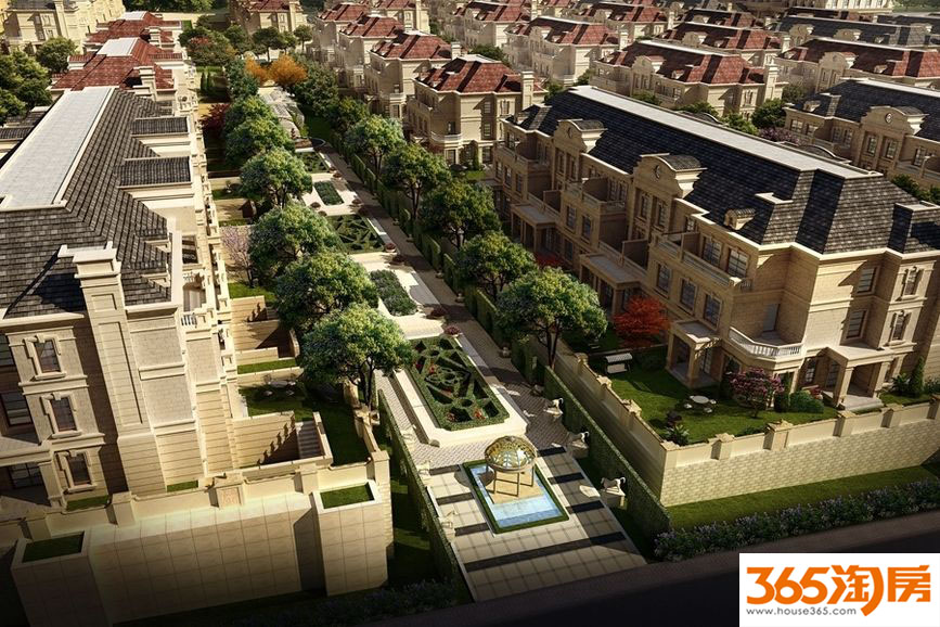 复地东山别墅别墅在售均价16000元/平米_太原_365淘房价格国际郑州二手图片
