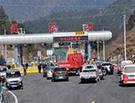 岳武高速正式通车首日曝光现场图 岳西到武汉仅2小时|图