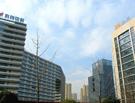 直入云霄 合肥高新区的大楼有别样的美丽|组图