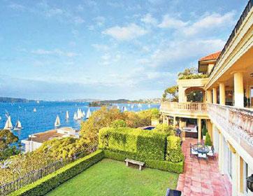澳大利亚华人富豪一年买两豪宅