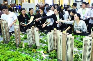 西安2015年普通住宅成交量为1391万�O