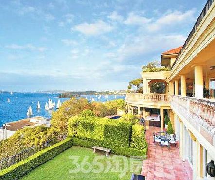 澳华人富豪在一年内买两豪宅  价值超2亿元(图)
