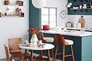 家里再小也能拥有好看又实用的厨房