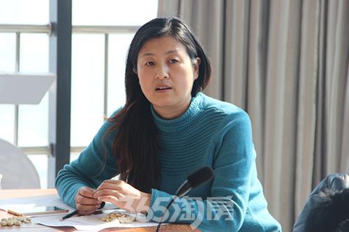 河北盛博房地产开发有限公司常务副总缠素敏