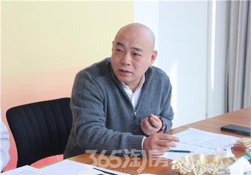 绿岛集团副总经理苏风彦