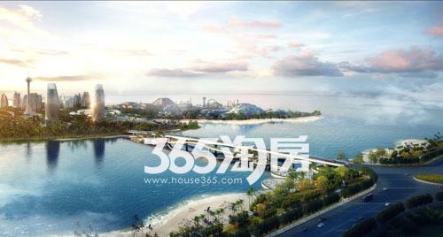 户户精装公寓在中国海南海花岛享受世界