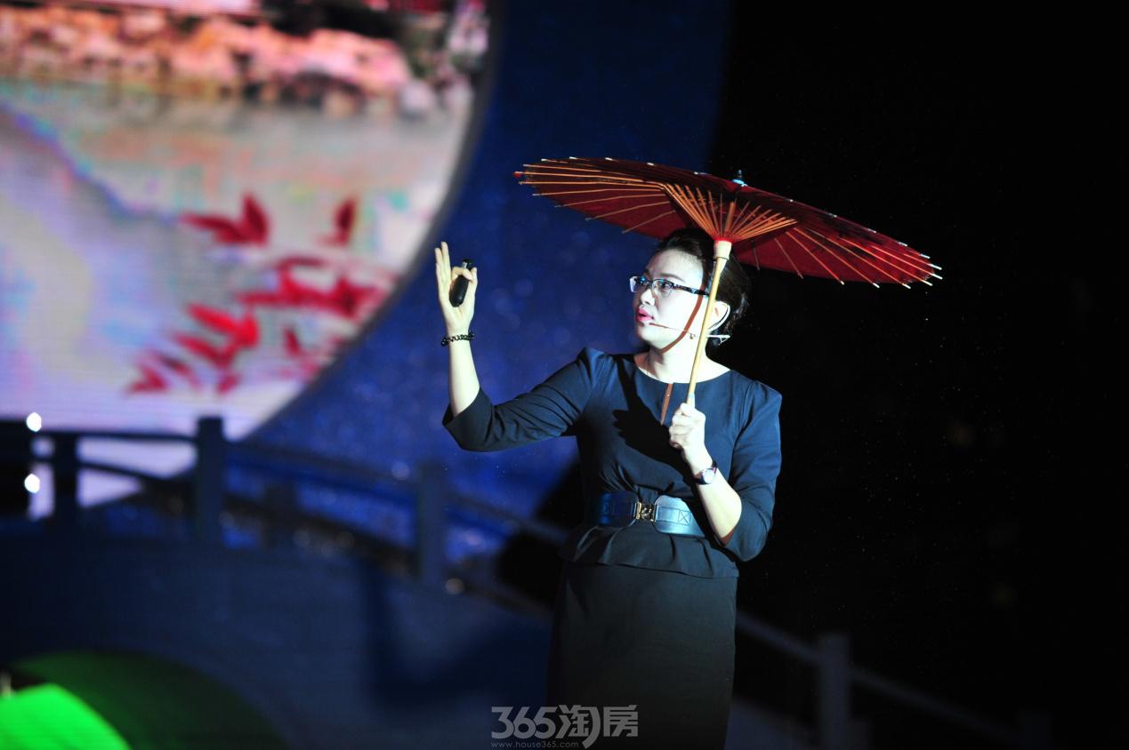 融信华东区副总经理余丽娟女士