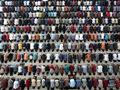 世界各地穆斯林庆祝斋月首日【组图】