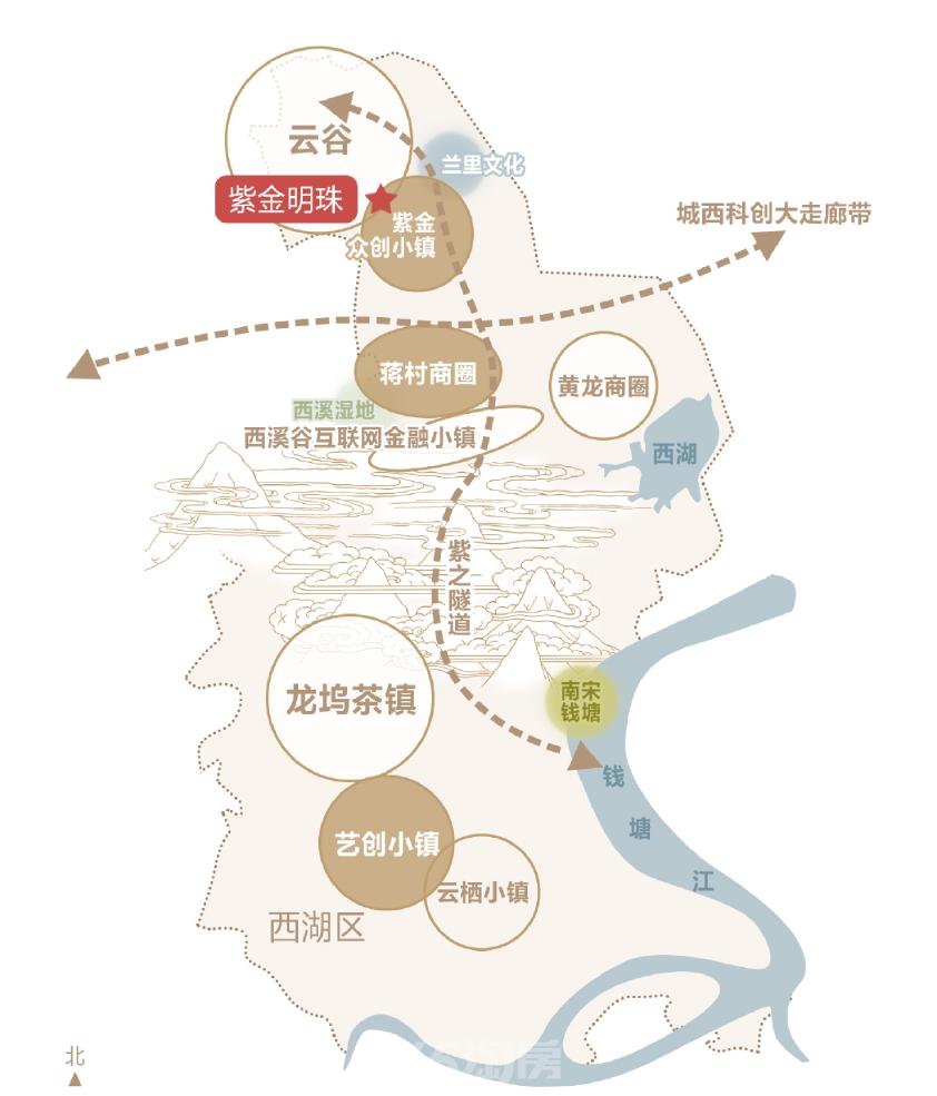 青岛即墨云谷规划图