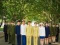 大学生穿建国后6款警服拍创意毕业照