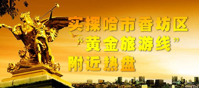 """实探哈市香坊区""""黄金旅游线""""附近热盘"""