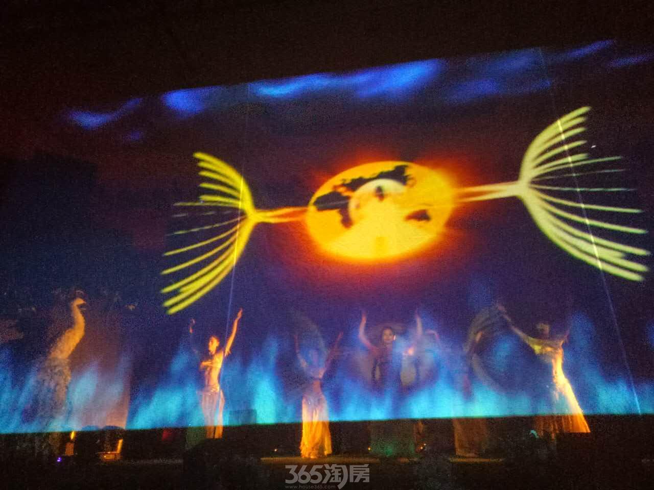 全息舞蹈《光耀未来》