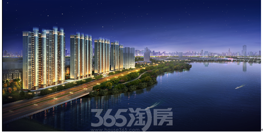 湖东黄金轴约50万方全心定制江湾墅区